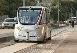 robotic buses australia