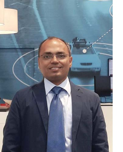 Vehicle becomes a part of the Internet of Things (IoT)