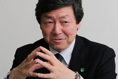 Katsumi_Adachi_Mitsibishi_autonomous