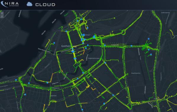 NIRA_slippery_roads_ADAS_cloud