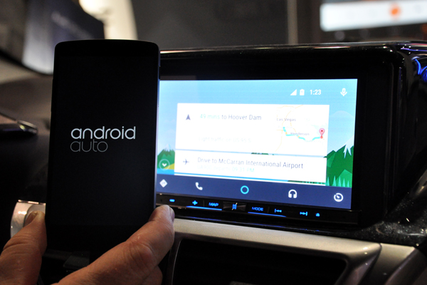 JVC Kenwood to showcase wireless Android Auto at CES 2018