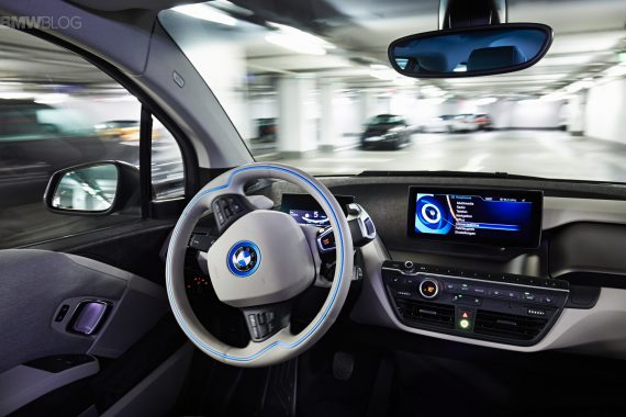 BMW Group obtains autonomous driving road test license in China