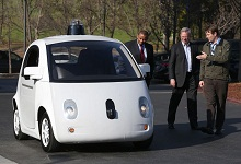 Google group slams DMV's autonomous-car proposals