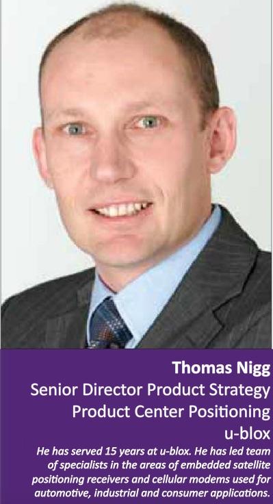 Thomas NIgg, u-blox
