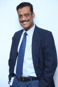 Joyjeet Bose – Regional Operation Head, South-Enterprise Business, Tata Teleservices