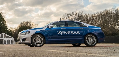 Renesas and HELLA Aglaia announce open and scalable front camera solution for ADAS and automated driving