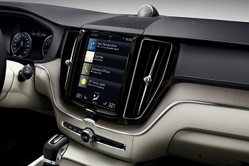 Volvo Cars working with Google to embed Google Assistant, Google Play Store and Google Maps in its Sensus infotainment system