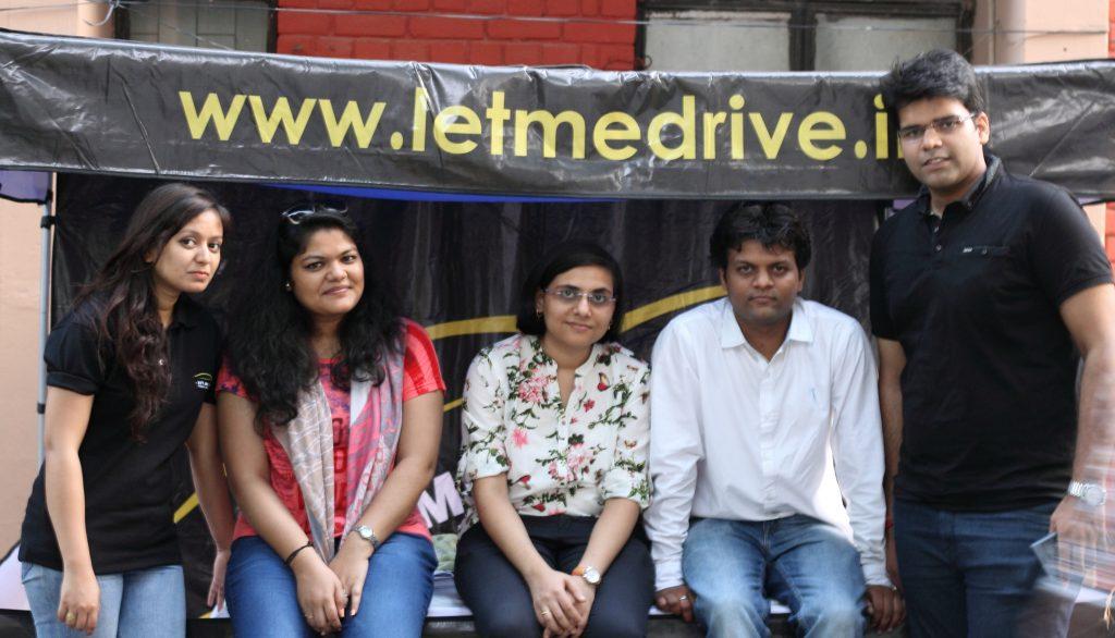 LetMeDrive Team