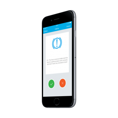 Radius Payment Solutions launched a bespoke vehicle check app