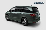Honda Odyssey to add safety and driver assistance features