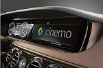 Cinemo will be working with Alpine Electronics on selected front seat infotainment projects