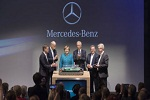 Daimler decides to go 'electric offensive', lays foundation of second Lithium-ion battery plant
