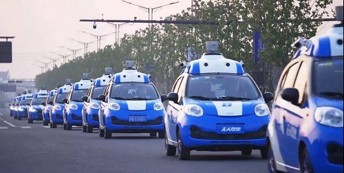 China allows self-driving cars on its roads