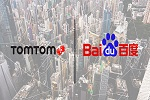 TomTom and Baidu join forces to develop HD maps for autonomous driving