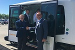 Continental invests in EasyMile, a company working on developing driverless electric shuttles
