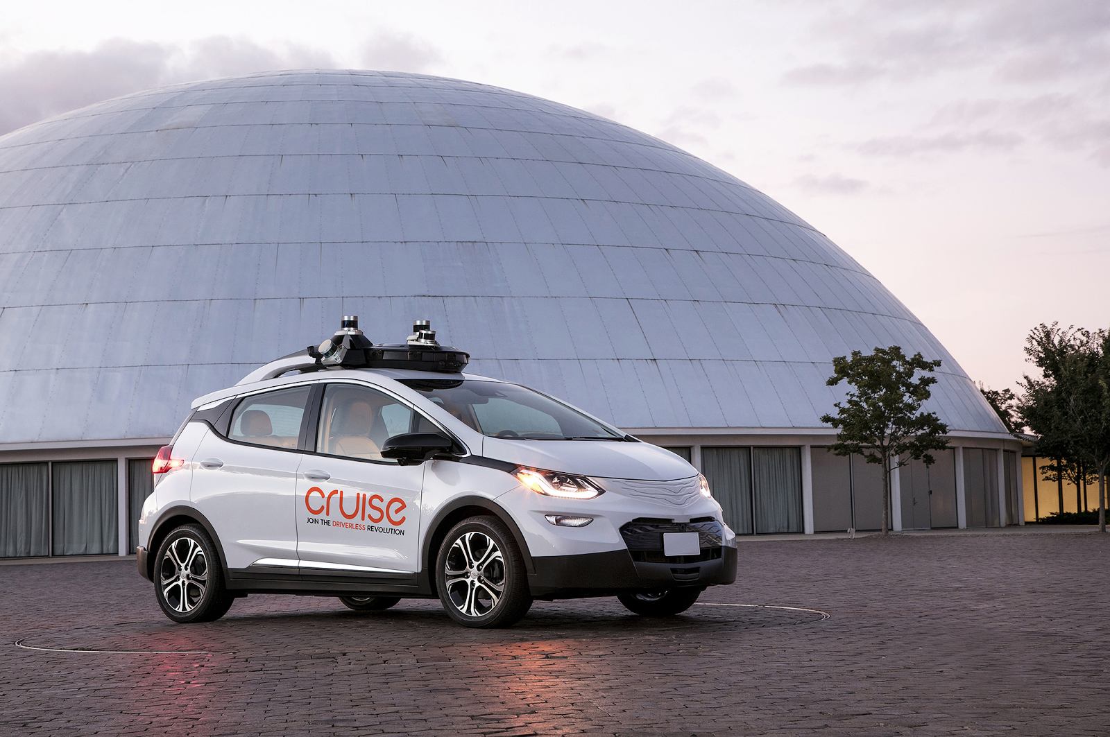 Autonomous cars from GM's Cruise Automation involved in six auto crashes