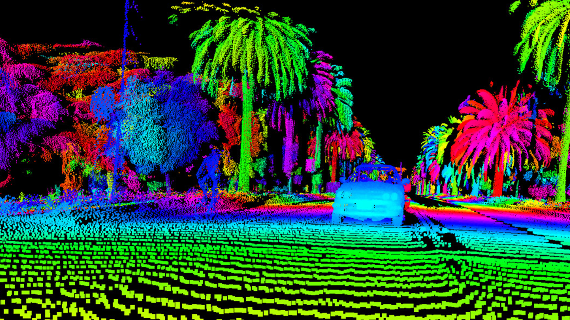 Toyota Research Institute's autonomous test vehicle, Platform 2.1 uses Luminar's sensing technology