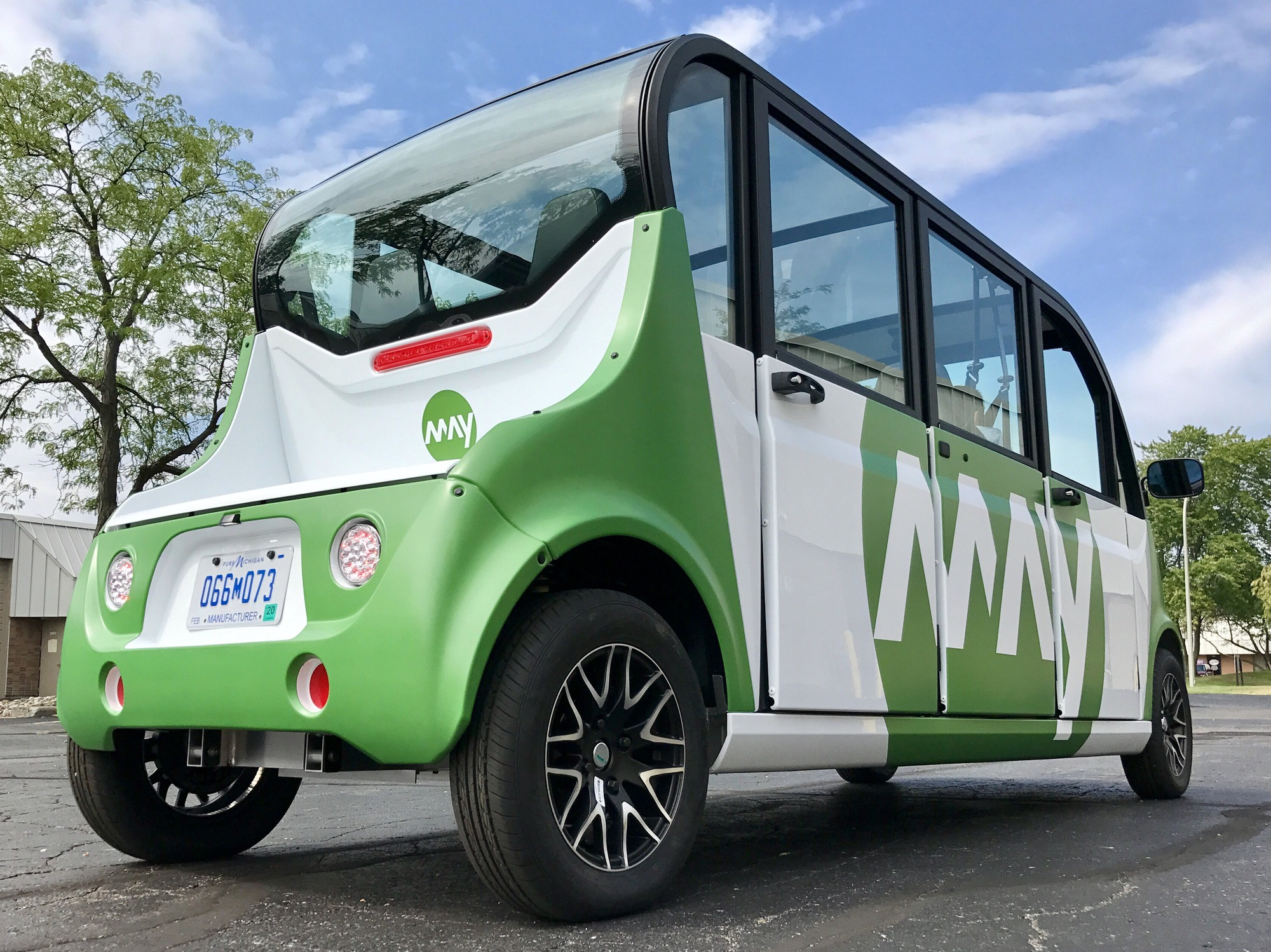 Autonomous vehicles to be tested on the streets of Detroit
