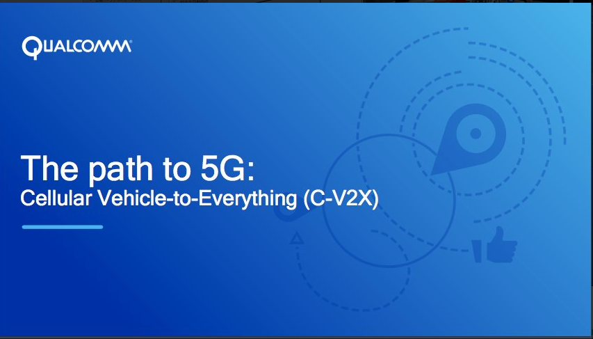 Qualcomm Technologies introduces its first C-V2X commercial solution based on 3GPP