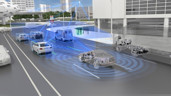 ZF partners with Univ of California to work on making use of highly developed computer vision and deep learning skills in the automotive field