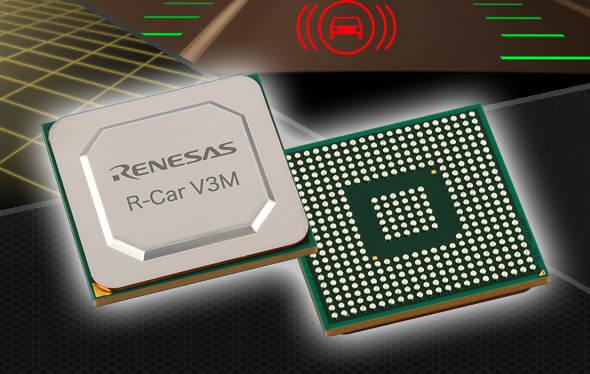 Toyota's autonomous vehicles will employ Renesas autonomous-driving vehicle solution