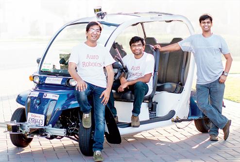 Ridecell acquires Auro, developer of autonomous vehicle technology