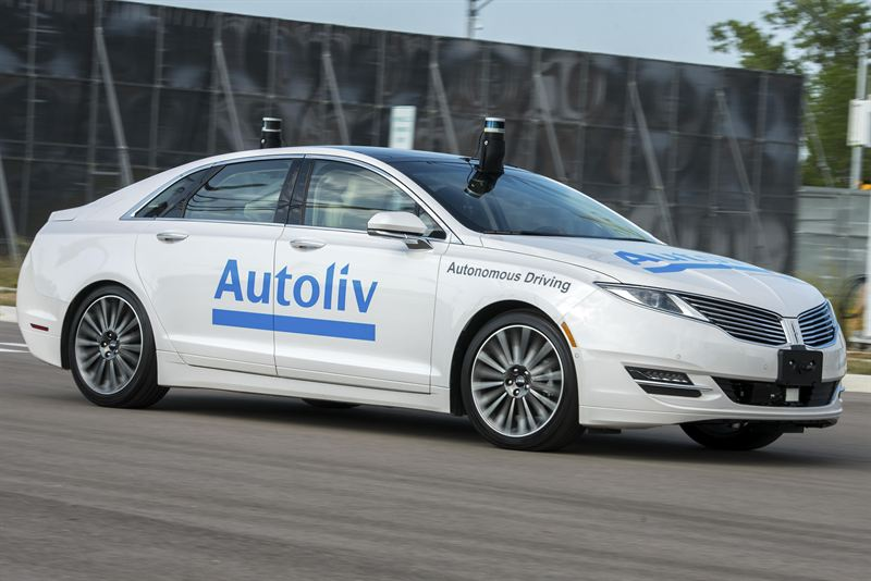 Autoliv to acquire LiDAR and Time of Flight camera expertise