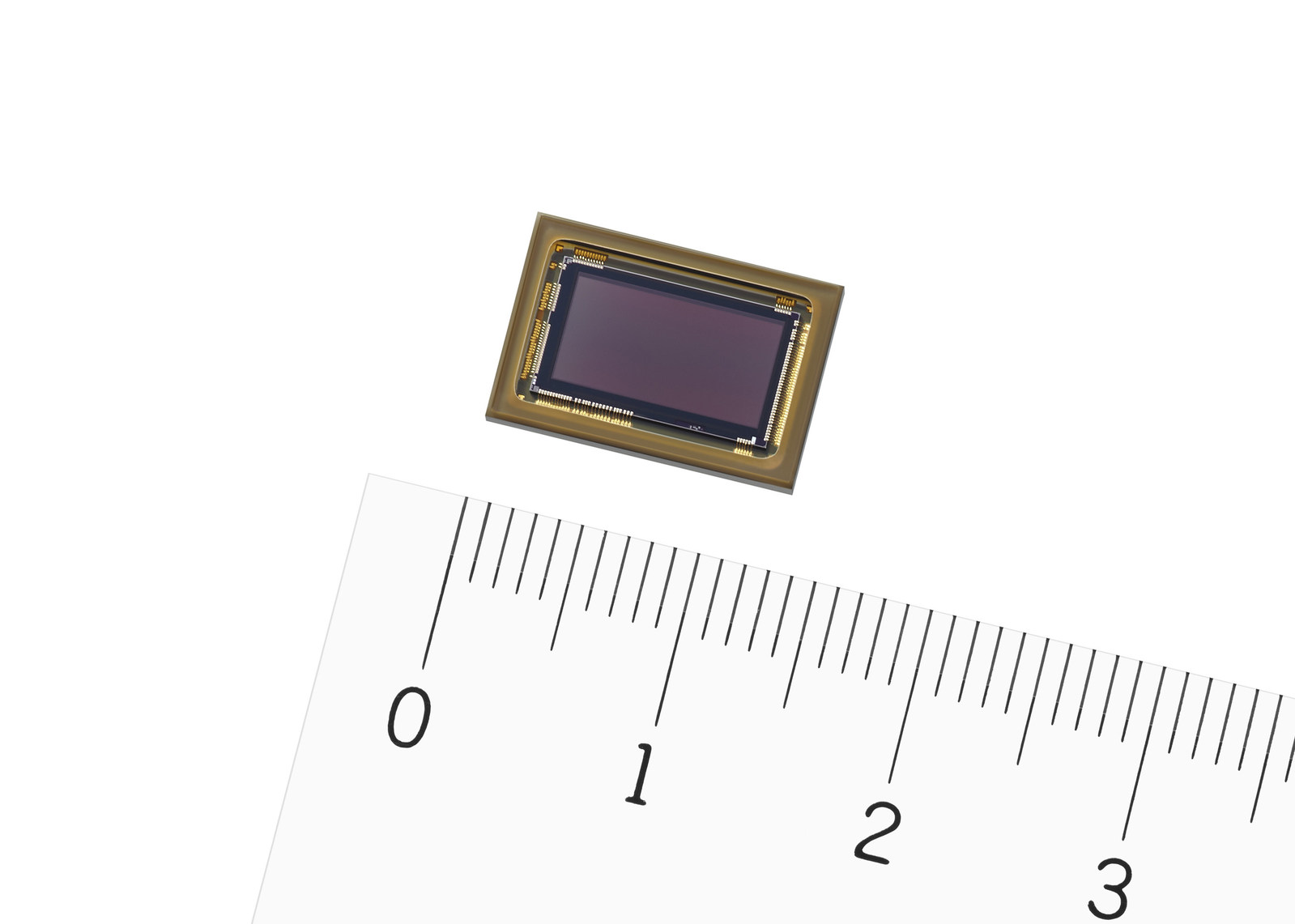 Sony releases the industry's highest resolution 7.42 effective megapixel stacked CMOS image sensor for automotive cameras