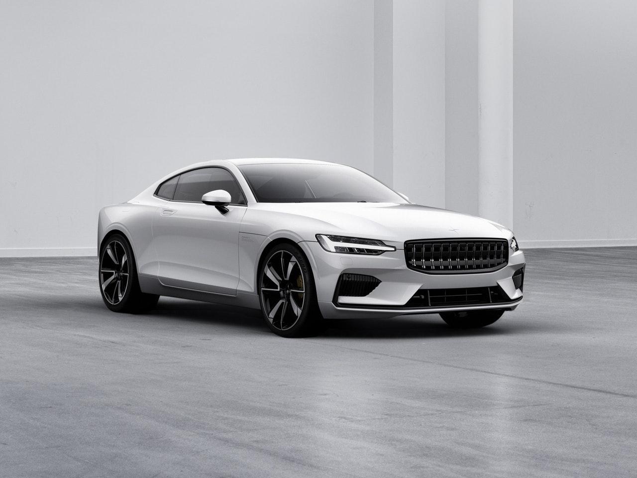 Polestar unveils its first car