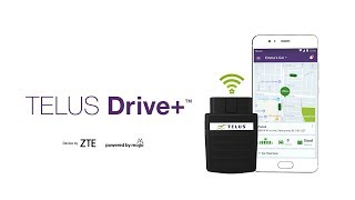 Canada: TELUS, Mojio and ZTE partner to launch TELUS Drive+, a connected car device