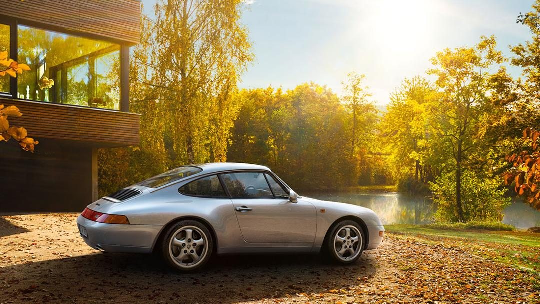 Porsche developing a comprehensive anti-theft protection system for all classic models