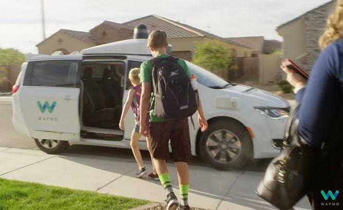 Waymo partners with Trov, an on-demand insurance technology company