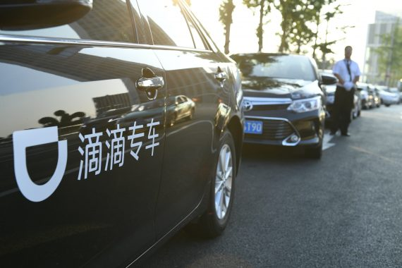 Didi Chuxing will soon start testing self-driving cars in California