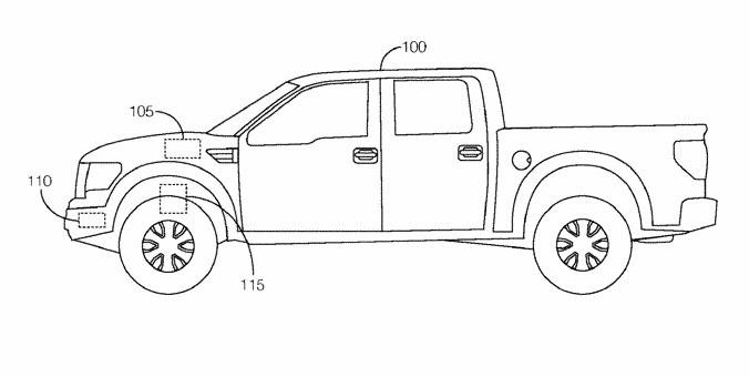 Ford Global Technologies patents an off-road autonomous driving system