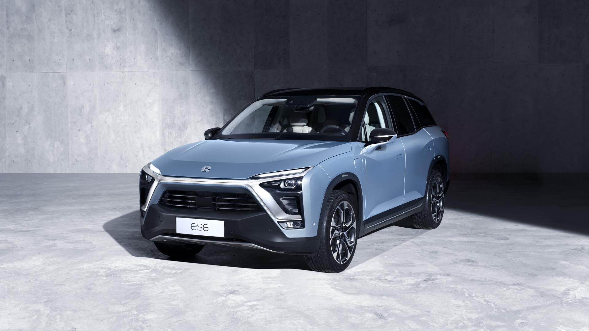 GAC Group teams up with NIO to establish a JV dedicated to R&D, sales and services of intelligent connected NEVs